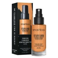 Smashbox Studio Skin 15 Hour Wear Hydrating Foundation Full Size You Choose!