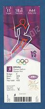 Orig.Ticket   Olympische Spiele LONDON 2012 - Leichtathletik 11.08./ 8 Finals !!