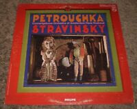 Stravinsky Petrouchka Hans Rosbaud~Concertgebouw Orchestra~FAST SHIPPING!!!