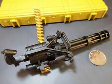 "1/6 Scale M134 Machine Gun US Army TERMINATOR Fit For 12"" Minigun Gatling"