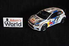 Norev VW Polo R WRC 2013 1:18 #8 Ogier / Ingrassia Rallye de France (JvdM)