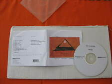 "CD ALBUM promo-démo 9 TITRES  erik friedlander ""PROWL""/ANDY LASTER-TAKEISHI"