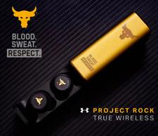 JBL Under Armour Project Rock True Wireless Flash Earbuds Headphones Waterproof