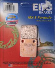 EBC Double-H Sintered Rear Brake Pad for BMW R850 C (Spoke wheel/ABS) 1997-2000