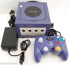 ►NINTENDO GAMECUBE DOL-001(EUR) consola + mando console antigua videogame GC old