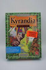 "Legend of Kyrandia: Book One   -   PC Big Box 3.5"" Floppy Disk   ITALIANO"