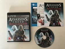 PS3 Game Assassins Creed Revelations