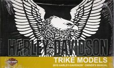2018 Harley Trike FLHTCUTG Tri Glide Owner's Owners Owner Manual Guide 94000477