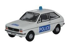 OXFORD DIECAST '00' (1/76) Ford Fiesta MkI - Essex Police