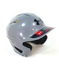 Under Armour Adult Solid Converge Batting Helmet Baseball/Softball UABH2-150 NEW