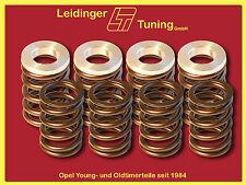 Kadett B  Ventilfedern verstärkt für Sport- Nockenwellen  Opel CIH 2.2-2.4