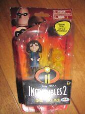 Disney Pixar Incredibles 2 Edna & Jack-Jack Jakks Pacific New