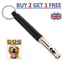 90MM Dog Puppy Pet Training Whistle Silent Ultrasonic Adjustable Sound