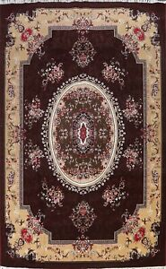 Floral Traditional Oriental Area Rug Victorian Style Turkish Carpet 10x13 ft New