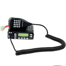 LEIXEN VV-898S Mobile Amateur Car Radio Transceiver Dual Band UHF+VHF 25W 199CH