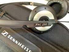 Sennheiser PXC-250 Noise Cancelling Headphones Exc Condition inc Travel Case