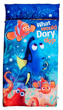 Finding Dory Sleeping Bag Kids Slumber Bag Toy Boys Girls Finding Nemo Bedding