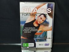 Pilates For Men DVD Video NEW/Sealed