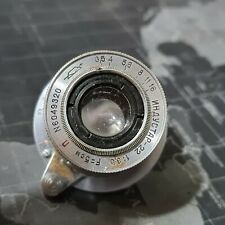 Industar - 22 50mm f3.5 ltm/m39/L39, Lente Plegable para Zorki/Fed/Leica II/III