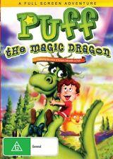 PUFF THE MAGIC DRAGON -  KIDS MOVIE - NEW & SEALED DVD FREE LOCAL POST