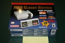 Nintendo NES Classic Edition Console - NEW SEALED, RARE & OOP!