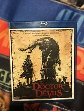 Doctor and the Devils (Blu-ray) Scream Factory Gothic Horror