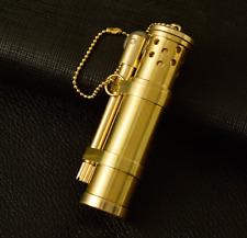 Vintage Pure Brass Lighter Kerosene Lighter Collectable Antique Lighter Torch