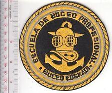 SCUBA Hard Hat Diving Spain Professional Diving School Buceo Euskadi Escuela go