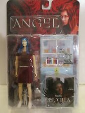 Angel Illyria Shells ~ RARE Buffy the Vampire Slayer Action Figure
