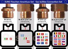 Jeu de bouteilles EURO 4 pièces