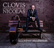 CLOVIS NICOLAS FEAT, KENNY WASHINGTON - FREEDOM SUITE ENSUITE   CD NEUF