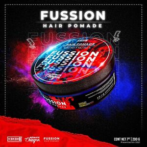 Fussion Water Based Hair Pomade For Men 5oz By Armando Fussion