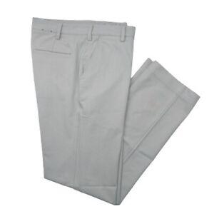 Adidas Climalite Men's 34 x 34 Gray Performance Golf Pants Tour Stretch