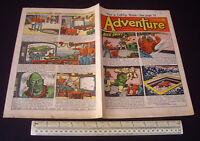 Nick Swift of the Planet Patrol. Space Adventure Comic Vintage 1952 #1420