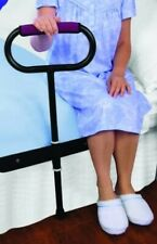 Cushioned Bedside Support Rail - Great Support For Getting In and Out of Bed