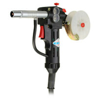 NBC-200A Miller MIG Spool Gun Pull Feeder DC 24V Aluminum Torch High Welding HOT