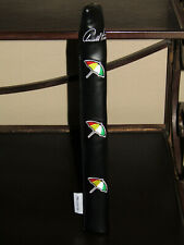 Arnold Palmer Signature Commemorative Alignment Stick Cover, Black