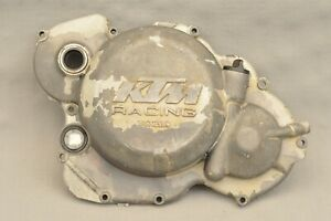 2000 2001 2002 KTM 520 SX 520SX 400 Right Side Engine Case Cover Clutch Outer