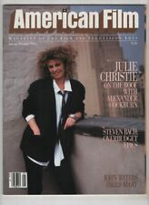 American Film Mag Julie Christie Steven Bach Jan/Feb 1986 073020nonr
