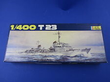 HELLER 1031 1:400 Torpedoboot  T 23 1.Version  Fehlteile       2