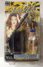 The Vivid Girl Action Figure Raquel Darrien Adult Star - Factory Sealed