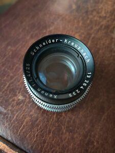 Schneider Kreuznach Xenon 25mm 1:1.4/25 13-264-233 lens