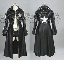 VOCALOID 2 Black Rock Shooter Miku Cosplay Costume Any Size