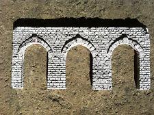 muro di contenimento per plastico ferroviario,diorama h0 ART.M 15
