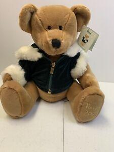 Harrods Christmas bear teddy 2001