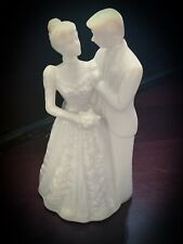 "Lenoxâ""¢ Porcelain Bride & Groom Wedding Cake Topper, Wedding Promises Collection"