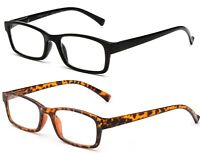 Clear Lens Fashion Glasses Simple and Stylish No Logo Solid Thin Frame Unisex