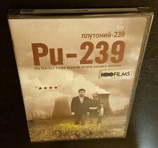 Pu-239 (DVD, 2008) Scott Z. Burns film Paddy Considine Oscar Isaac HBO Films NEW