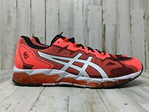 Asics Gel Quantum 360 6 SportStyle Running Shoes 1021A337 Sunrise Red Size 12 13
