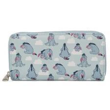 Loungefly Disney Eeyore AOP Zip Around Wallet - WDWA1702 - Brand New